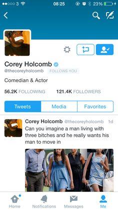 Cory holicomb nice one