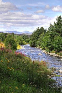 River Truim, Scottish Highlands