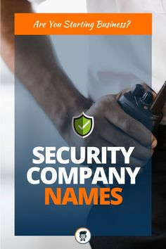 Security Guard Companies, Security Safe, Private Security, Security Service, Catchy Names, Cool Names, Creative Company Names, Next Brand, Made Up Words