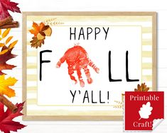Fall Crafts For Preschoolers, Fall Art For Toddlers, Preschool Fall Crafts, Fall Activities For Toddlers, Fall Crafts For Toddlers, Toddler Arts And Crafts, Fall Arts And Crafts, Lesson Plans For Toddlers, Toddler Art Projects