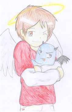 FHFIF - Angels and devils by marvyanaka on DeviantArt Mansion Foster, Foster Home For Imaginary Friends, Angel And Devil, The Fosters, Deviantart, Anime, Imaginary Friends, Best Series, Cartoon Movies