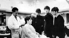 Did you know that 1964 was the year barbershops started to decline..due to The Beatles and mop tops. Stylists then became trendy and men lost the language of barbershop precision haircuts. Legends is  your place now to get those precision haircuts and classic service.