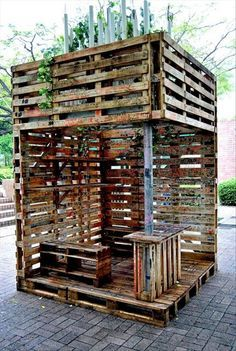 I haven't seen some of these ideas before!28 Amazing Uses For Old Pallets