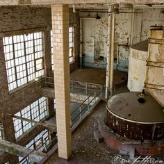 Spirits of the Abandoned Gunther Brewery