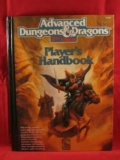 Dungeons and & Dragons Advanced Second Edition