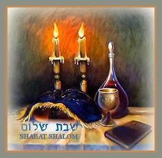 Shabbat Shalom to our Jewish friends!