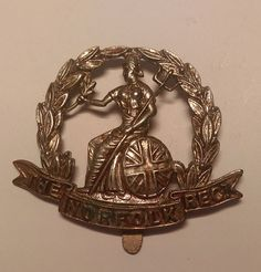 Royal Norfolk Regiment Cap Badge. The Royal Norfolk Regiment, originally formed as the Norfolk Regiment, was a line infantry regiment of the British Army. The Norfolk Regiment was created on 1 July 1881, as part of the Childers Reforms, as the county regiment of Norfolk. It was formed from the 9th (East Norfolk) Regiment of Foot and covered the local militia and rifle volunteers. The Norfolk Regiment fought in the Great War on the Western Front and in the Middle East. After the war, the…