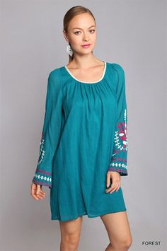 Pomp and Circumstance Boutique - Havana Nights - Teal