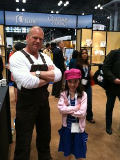 Piper meets Mike Holmes from Holmes on Homes at Book Expo America in NYC. I missed him! Mike Holmes, Holmes On Homes, Book Expo, I Miss Him, Book Stuff, Handsome, Nyc, Canada, Celebrity