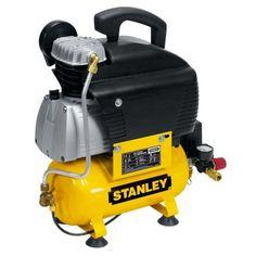 Compressori 'STANLEY' COMPRESSORE LT. 6 VENTO STANLEY     PZ 1