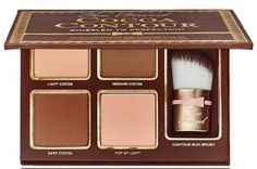 Yahoo's Best Contouring Kits for Beginners - Too Faced Contour Palette