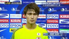Takumi Minamino (Japan) 南野拓実(日本)