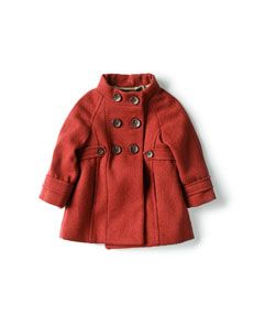 ...a stylish and practical jacket for the kids (which also fits) (red jacket by Zara).