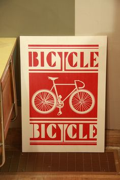 print #bicycle