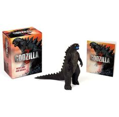 Timed to coincide with the release of #Godzilla in May 2014, complete with light and the sound of his iconic roar!