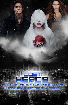Lost Heros- filme fake  #photoshop #super #heros  #superheros #LostHeros