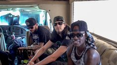 In this Preshow Rituals video, the hip-hop/metal band, Scare Don't Fear, talks about their Warped Tour preshow rituals.