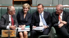 Julie Bishop lied about Turnbull coup meeting: Abbott