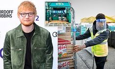 Ed Sheeran responds to Marcus Rashford's call for free half term meals | Daily Mail Online Marcus Rashford, Ed Sheeran, Mail Online, Daily Mail, Singer, Meals, Free, Meal, Singers
