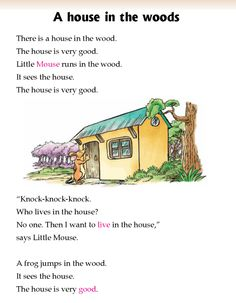 literature- grade 2-short stories- a house in the wood (1 ...
