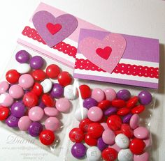 Sweetheart Treat Bags and Toppers (