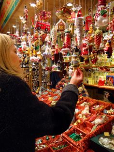 ᵗ ʰ ᶤ ˢ is my germany. Munich Christmas Markets in Germany