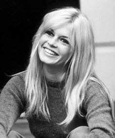 The Life, The legend, The Movies, Brigitte Bardot. Brigitte Bardot was born on Sep. Bridgitte Bardot, Hairstyles With Bangs, Summer Hairstyles, Easy Hairstyles, Beautiful Hairstyles, French Actress, Mi Long, Belle Photo, Ikon