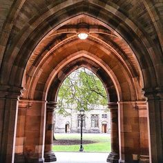 From our friends at Glasgow  @uofglasgow - It's Thursday the quiet before the storm...looking forward to our new UofG students moving into halls tomorrow. Thanks for this great picture by @apriltakesphotos  Make sure to tag UofG in your pics and we'll always share the best ones.  #UofG #UniversityofGlasgow #GlasgowUni #Glasgow #Scotland #University #College #Campus #UofGlasgow #cloisters #architecture #goviewyou