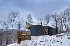 Дом для отдыха на природе