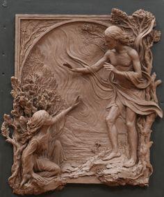 Anna koh Varilla,Mary Magdalene,Christ Resurrection,Sacred Art