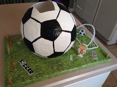 valentine box soccer ball