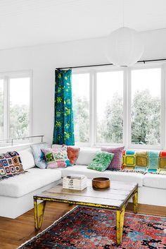 Living Room   Australian Beach House   Share Design Blog