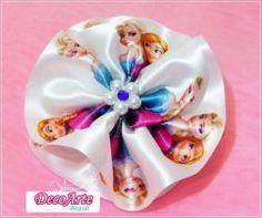 Aplique  Princesas Frozen  - Pct com 1