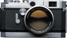 Canon VT 1956 the first of the 2nd generation canon rangefinder cameras.  A departure from the Leica III styling with a swing-open back and self-timer.  But still using the Leica M39 mount lenses.