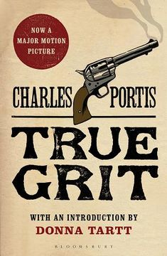 True Grit with an intro from Donna Tartt. Doesn't get better than this.