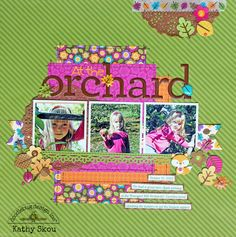 Layout: ***Doodlebug Designs *** At The Orchard