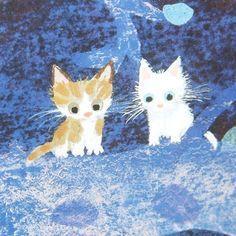 Super cute kitties.