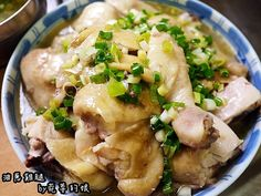 油蔥雞食譜、作法   莞荽的娘的多多開伙食譜分享