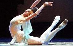 A Chinese dancer who was injured during a rehearsal for the Beijing Olympics…