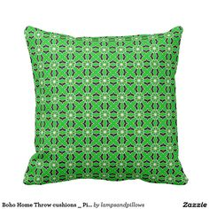 20% OFF  Boho Home Decor Throw cushions, available in different shapes, fabrics and sizes.  Feel Good Fashion & Living® by Marijke Verkerk Design www.marijkeverkerkdesign.nl