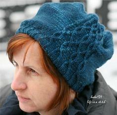 Ravelry: Cabletta Hat pattern by Hanna Maciejewska