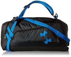 29eb3c3855 Under Armour Storm Undeniable Backpack Duffle Medium Black One Size Gym Bag  Men