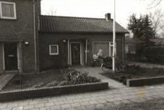 Het oude rayonbureau van de rijkspolitie aan de Begoniastraat in Wijk en Aalburg