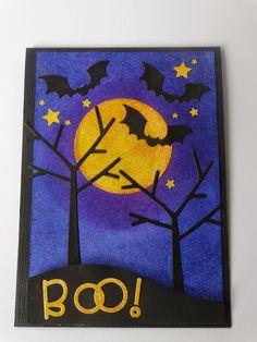 Mi rincón de Scrap: Tarjetas de Halloween #papersmooches
