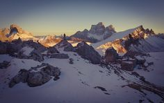 Mondeval - Dolomites - Italy