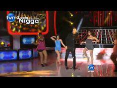 """▶ Gala 1 - Nigga es Ricky Martin """"Living la vida loca"""" - YouTube"""