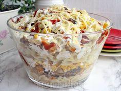 Tortellini, Mashed Potatoes, Food Porn, Pudding, Ethnic Recipes, Foods, Whipped Potatoes, Food Food, Food Items