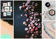 moodboard for the PARADOX SS15 collection.