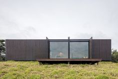 MINIMOD CATUÇABA is a primitive retreat with a contemporary reinterpretation by MAPA Architects - Brazil