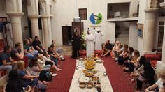 Experience Emirati culture in a personal way at the Sheikh Mohammed Center for Cultural Understanding